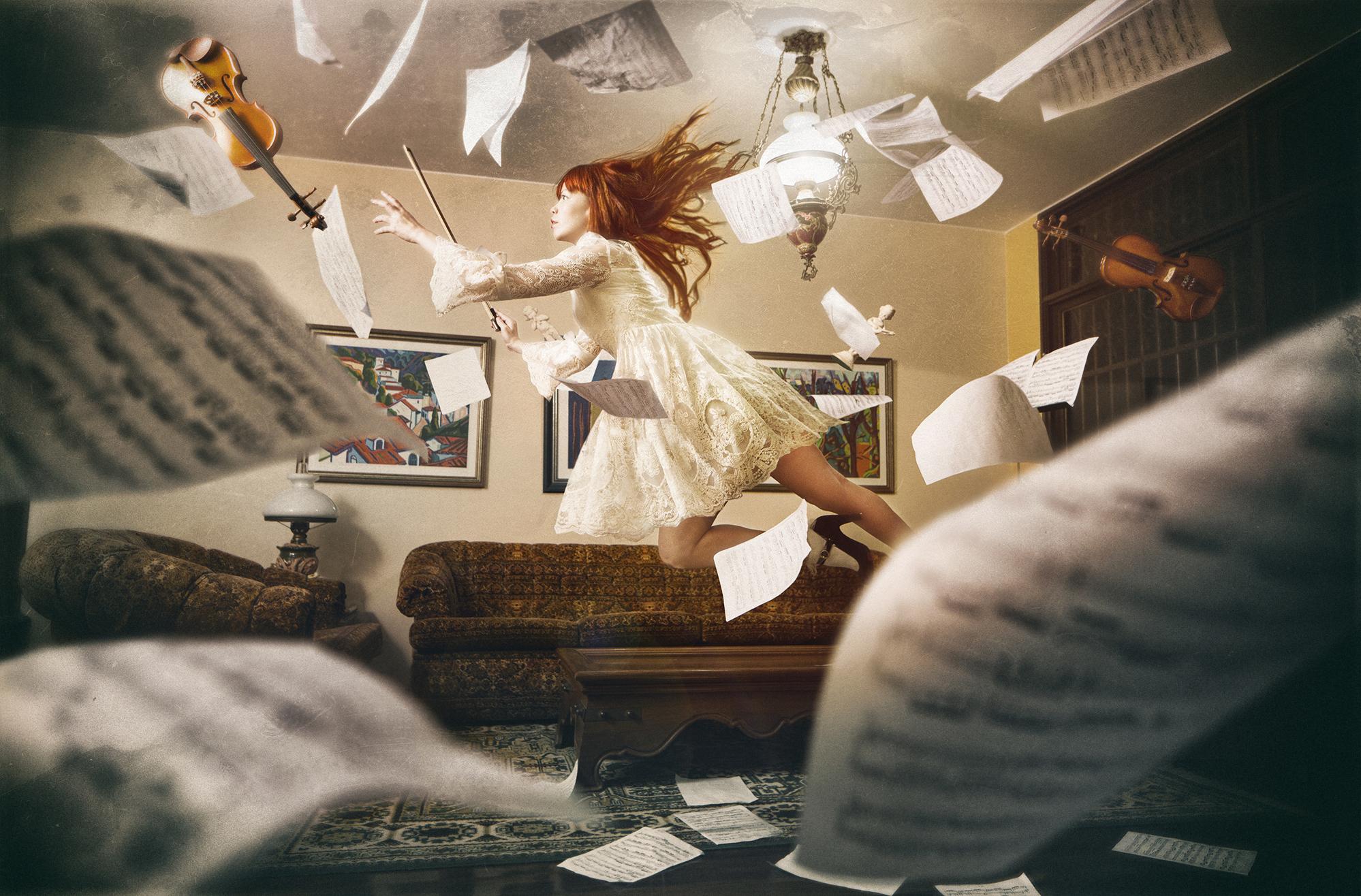Rafael Ohana Photography - Gwen Von Sousuke Art (GwenVonS) - Fly