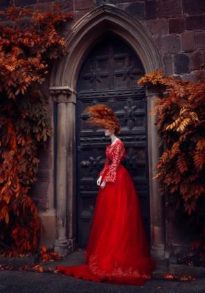 Salleh Sparrow Photographer - Abigail Tara-Lilly Kent - makeup James Minahan - designer Violet Rose Vintage