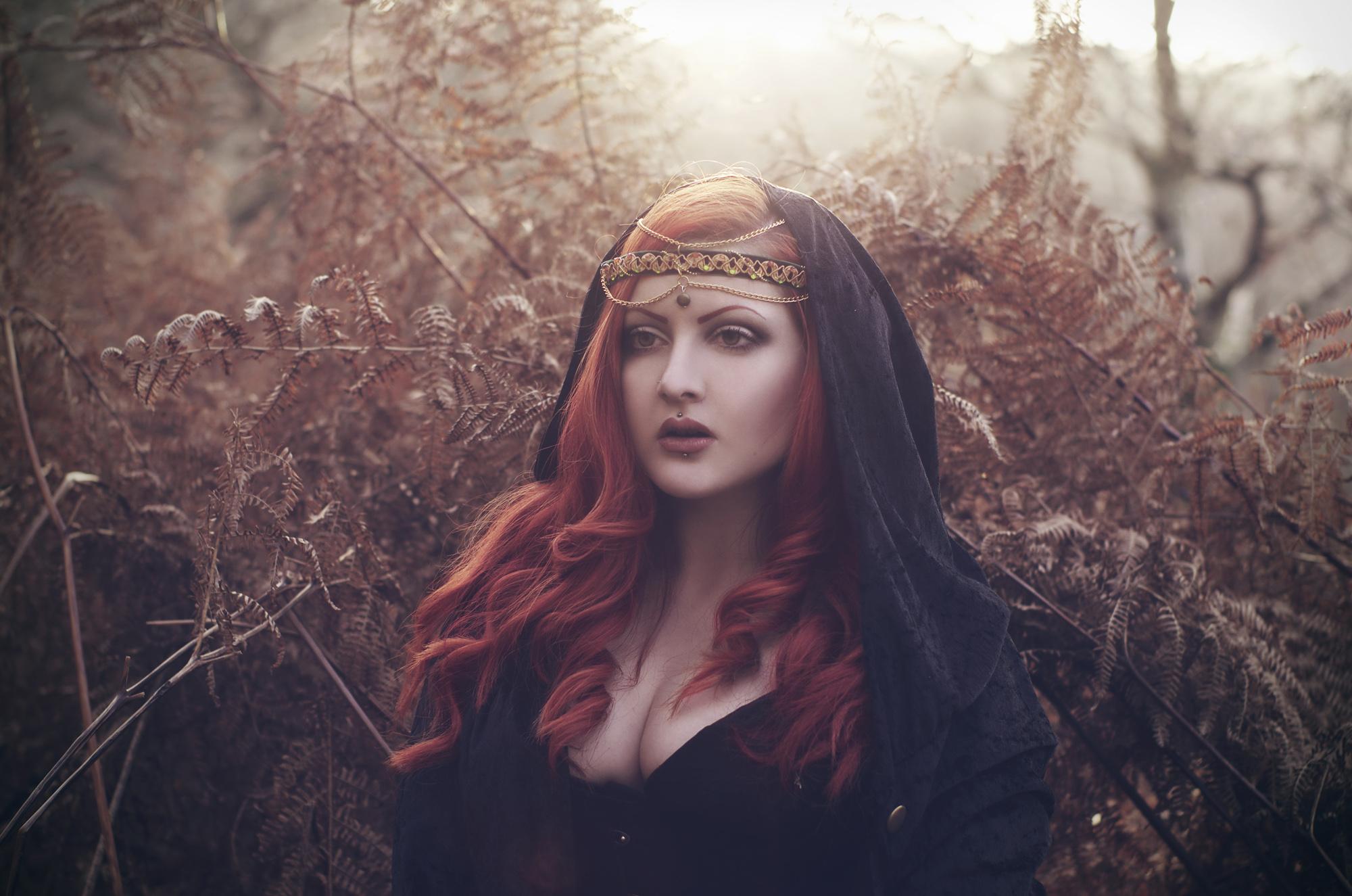 Charis Talbot Photography - Abi Rose Alternative Model - jewelry PendulousThreadsUK