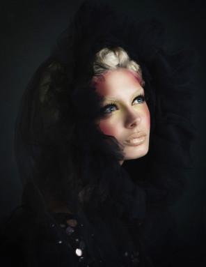 Fenia Labropoulou - Camilla @ Ace - hair Renos Politis - makeup Christina Ermidi - art director and outfit Celebrity Skin - studio Studio 146