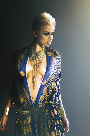 James McCloud - Suanny - stylist Spentbrass Collection