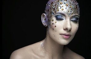 Japs Rodriguez - Kateryna Samotoi - hmua Caz Buckey (Face it Make Up & Beauty)