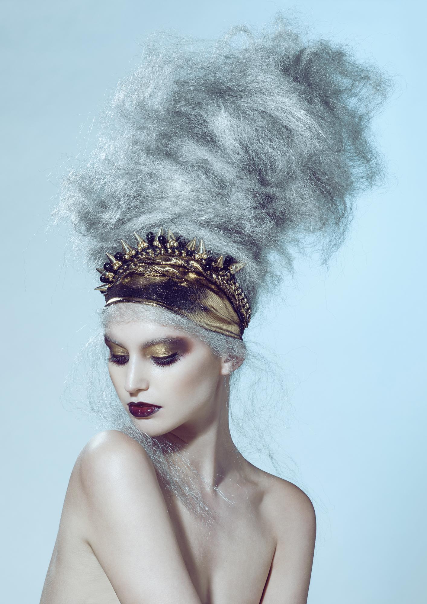 Joanna Kustra Photography - Vanessa Grasse @ MandP Models - h Kasia Fortuna Hair - mua Laura Louise (lauraloumakeu) 1