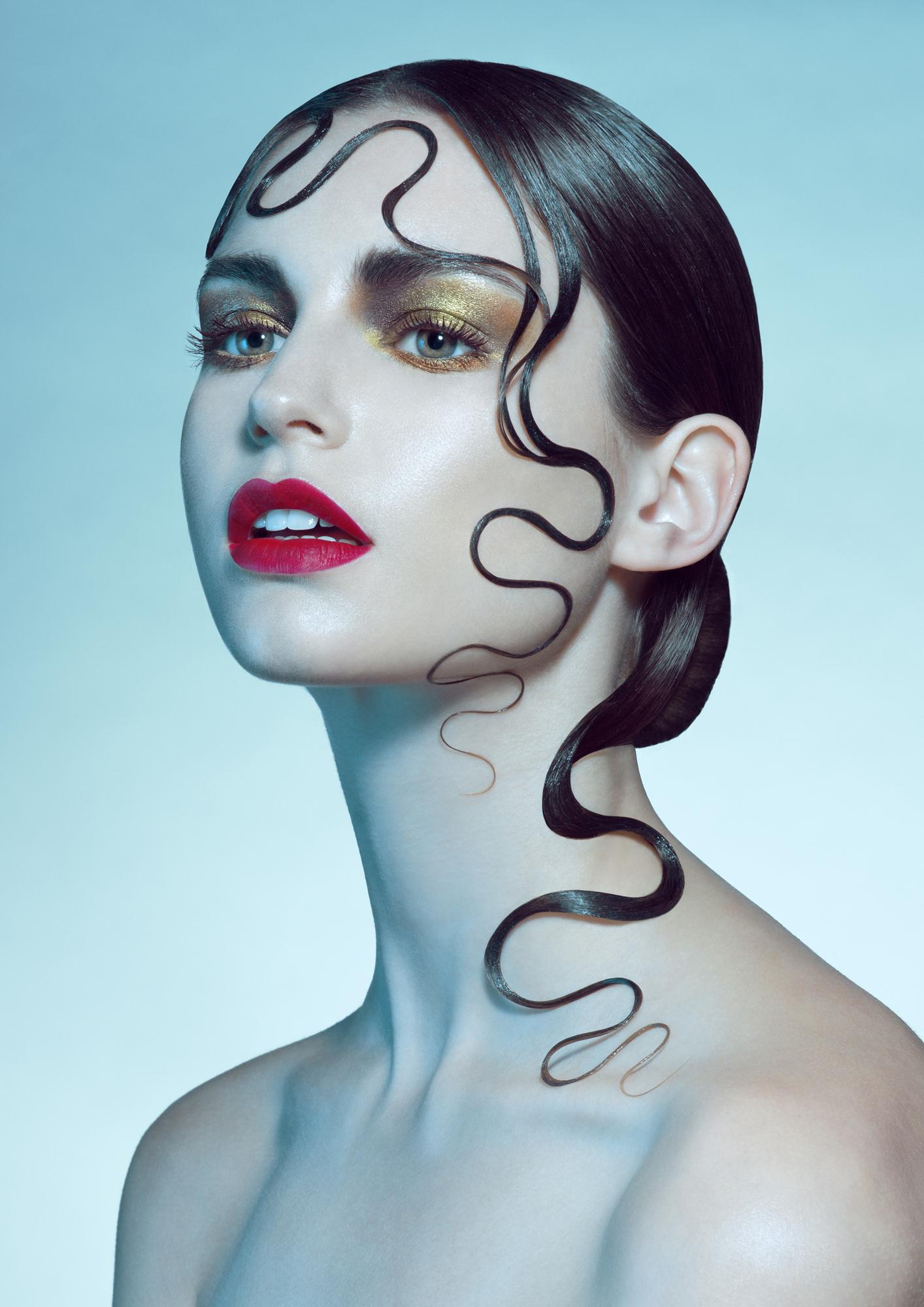 Joanna Kustra Photography - Vanessa Grasse @ MandP Models - h Kasia Fortuna Hair - mua Laura Louise (lauraloumakeu) 2