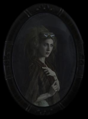 Rebecca Massey - Silvia Gheorghita - hair:makeup Noel Dalton - post by photographer - assistant Carmen Blu