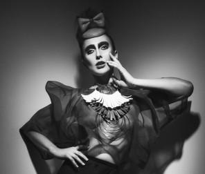 Robert Coppa Photographer - Anoush Anou (Anoushanou) - hair Tara Walker - makeup Liz Bomben (lizbombenmakeup) - stylist Pela Skrzeczek