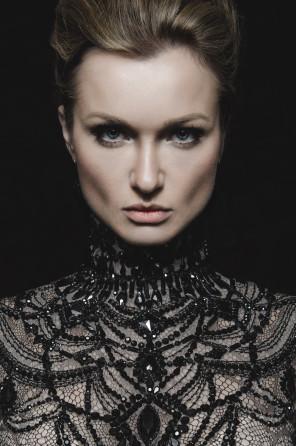 Royce Aldrich Centeno - Julia White - hair makeup Ivy Kep Peralta and Berry Calanza - designer Benj Uy