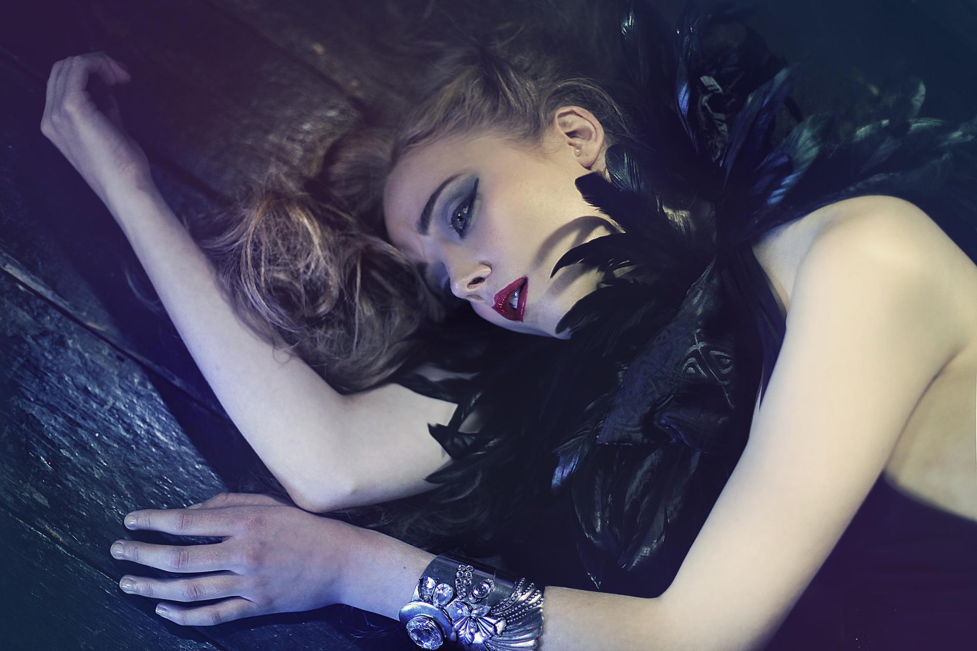 Ryan Vincent D'Alessandro - h Sandra de silva Make up and hair style - mua Neesha Rahman Makeup artist