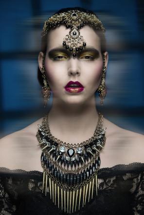 Shermin T - Alina Zbinden - stylist makeup MuA-bPerfect - designer Traumschmuck & Fashion