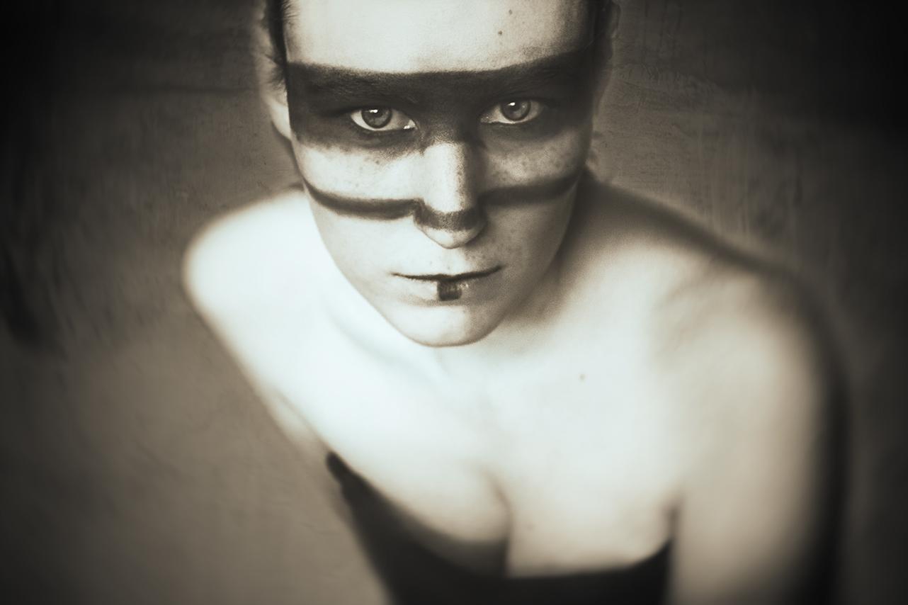 Alyssa Mort - model is photog