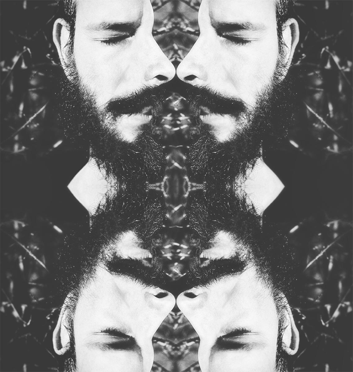 Danny Richardson - model is photog - Question of Perception