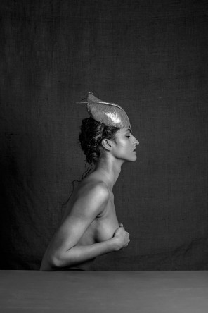 Gundega Roge (gundegasphotography.com) - Alex Sawicka - hmua sty is phg - headpiece Marie Claire Ferguson Millinery (marie-clairemillinery.co.uk) - phg ast Aigars Endzelis - If Wishes were Fishes...