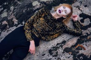 Brittney Mullins - Maddie O'Sullivan @ Ursula Wiedmann Models - h Malorie McFarland - mua Chawana Jones - sty Zoie J - Adaptions