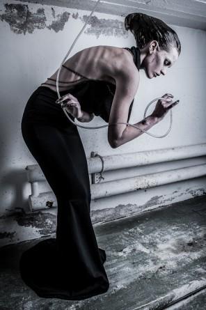 Josefin Wahlstedt Photography - Klara Ljungdahl - h acc Kim Engdahl - mua sfx cpt Mary-Cynthia Wendahl (Decay Studio) - dsg Sara Larsson