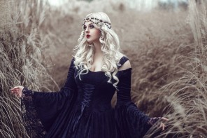 Stacey Smith (BNewberryPhotography) - Ai Tenshi Misha - dsg Romantic Threads - sty by mdl