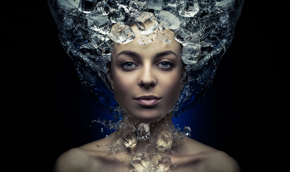 Tatiana Anishenko • Dark Beauty