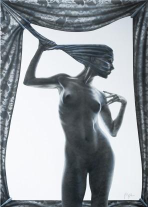 acrilyc on canvas 50X70
