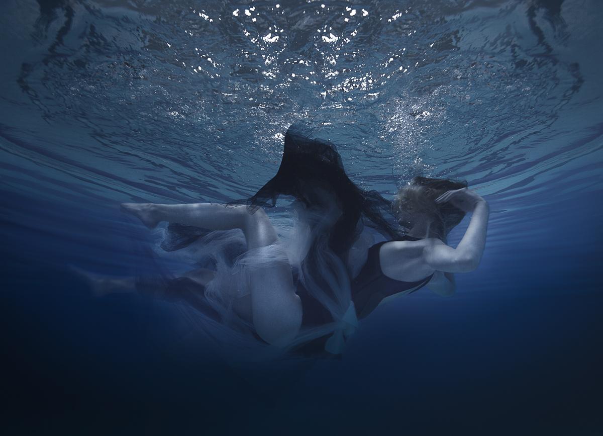Brandi Guzman Photographer - Kim Poholka - ast Reg Westly, Irene Tolsma - Water