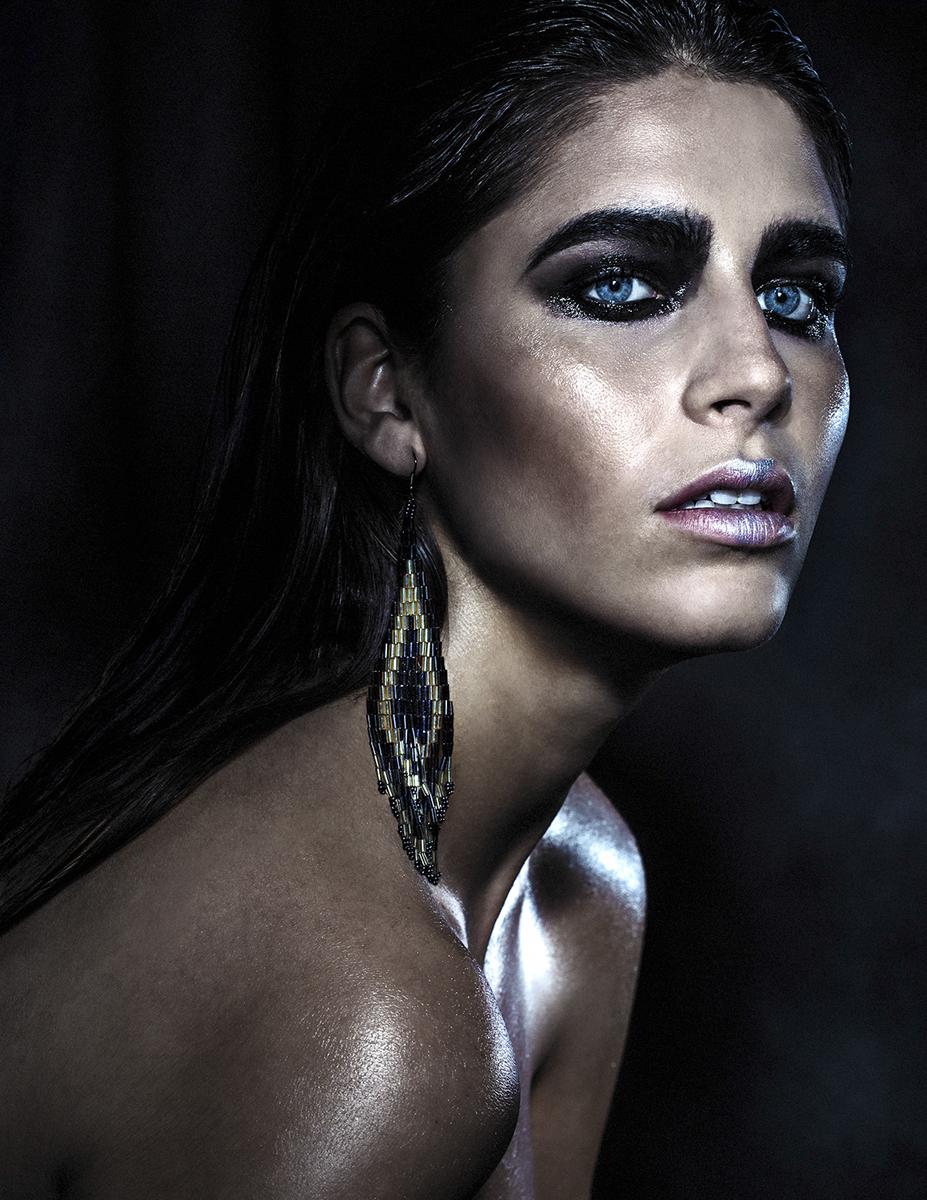 Brandon Edgar Allen (ballenphotography.com) - Andrea Tausan @ iconic Models, Spot 6 Models - hmua Ana Sorys - sty Cody Walker - Silver Lining
