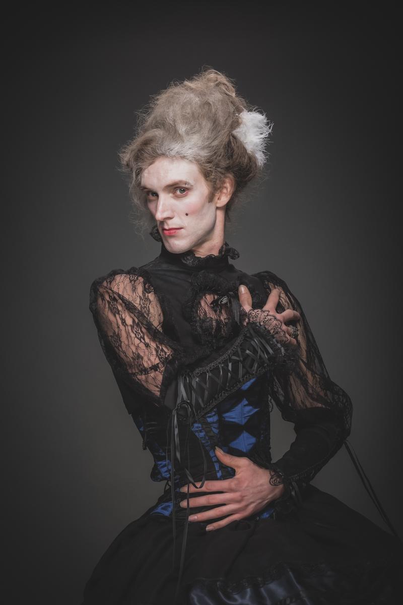 Jonathon Hackett (No. 9 Photography) – Renaissance Man • Dark Beauty