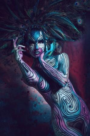 Tamara Lenz (LenZZZ Photography) - Mona Plattner - mua bdpt Elena Reischl (EL.RE Make up Artist)