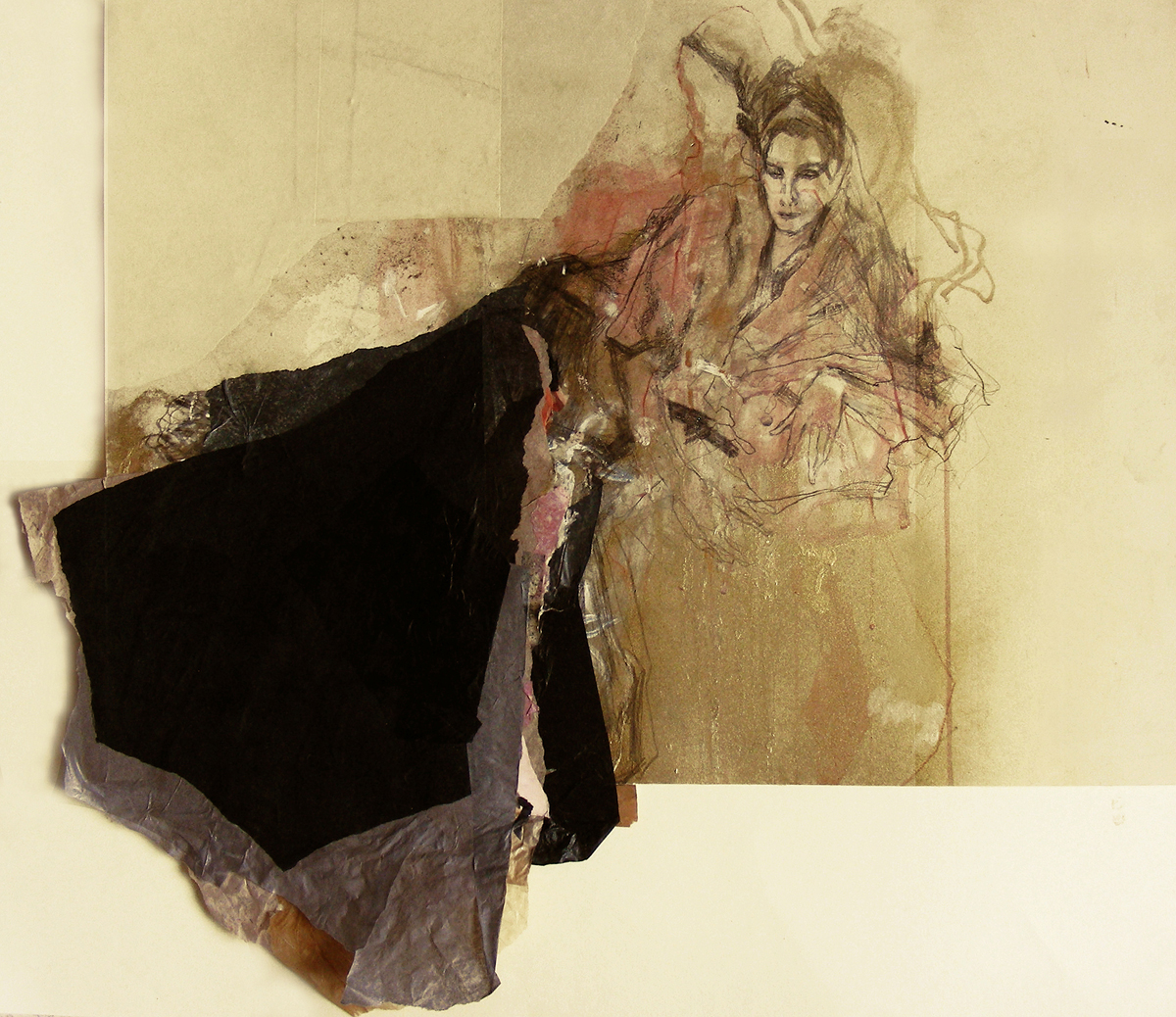 Ute Rathmann - Hommage à Botticelli IX