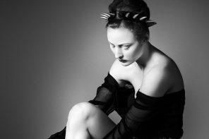 Model, H&MUA, Designer/Stylist: Laura New Myers Retoucher: Oxana Nalobina In collaboration with George Ricci Photo: Kirill Buryak https://www.facebook.com/kirill.buryak.fine.art.photography — with Laura New Myers.