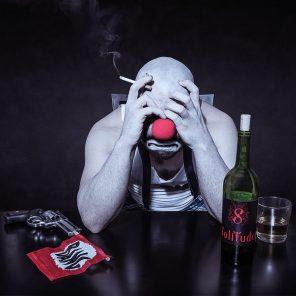Rob Domenech (robdomenech ig same) - self-portrait - cpt rch by phg - The Entertainer