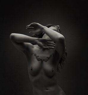 Greg Desiatov - Stephanie May - hmua Mishel Vounatsos Bratsos - In the Shadows Lurk the Demons