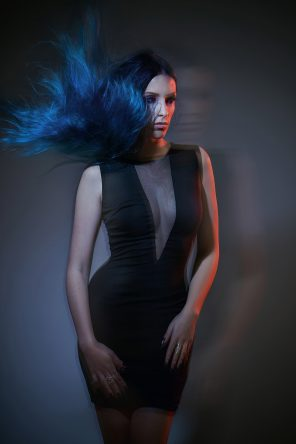 Kacper Bartczak - Katarzyna Daedra - mua fancylookmakeup