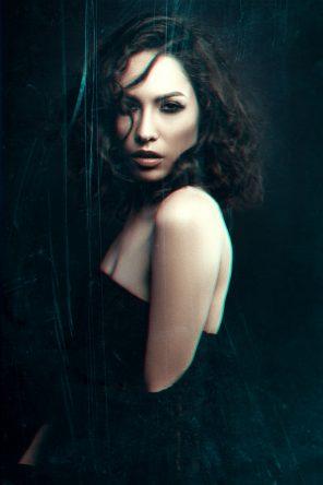 Photographer: Kirill Buryak Model: Victoria Nizamedinkhodzhaeva Hair & makeup artist: Eugeniya Lomeyko Fashion designer: Altana Danzhalova Retoucher: Darya Zagornaya