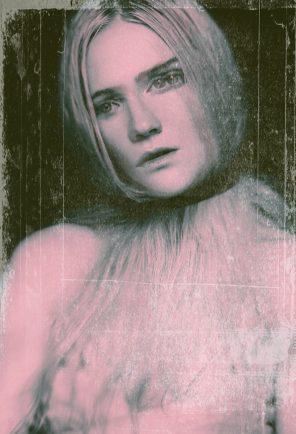 Lora Adore - Veronika @ ECMA - h Rima Ga (Viz Lab Beauty Workshop) - mua Daiva Mazrimiene - sty Pelkiu Tyla