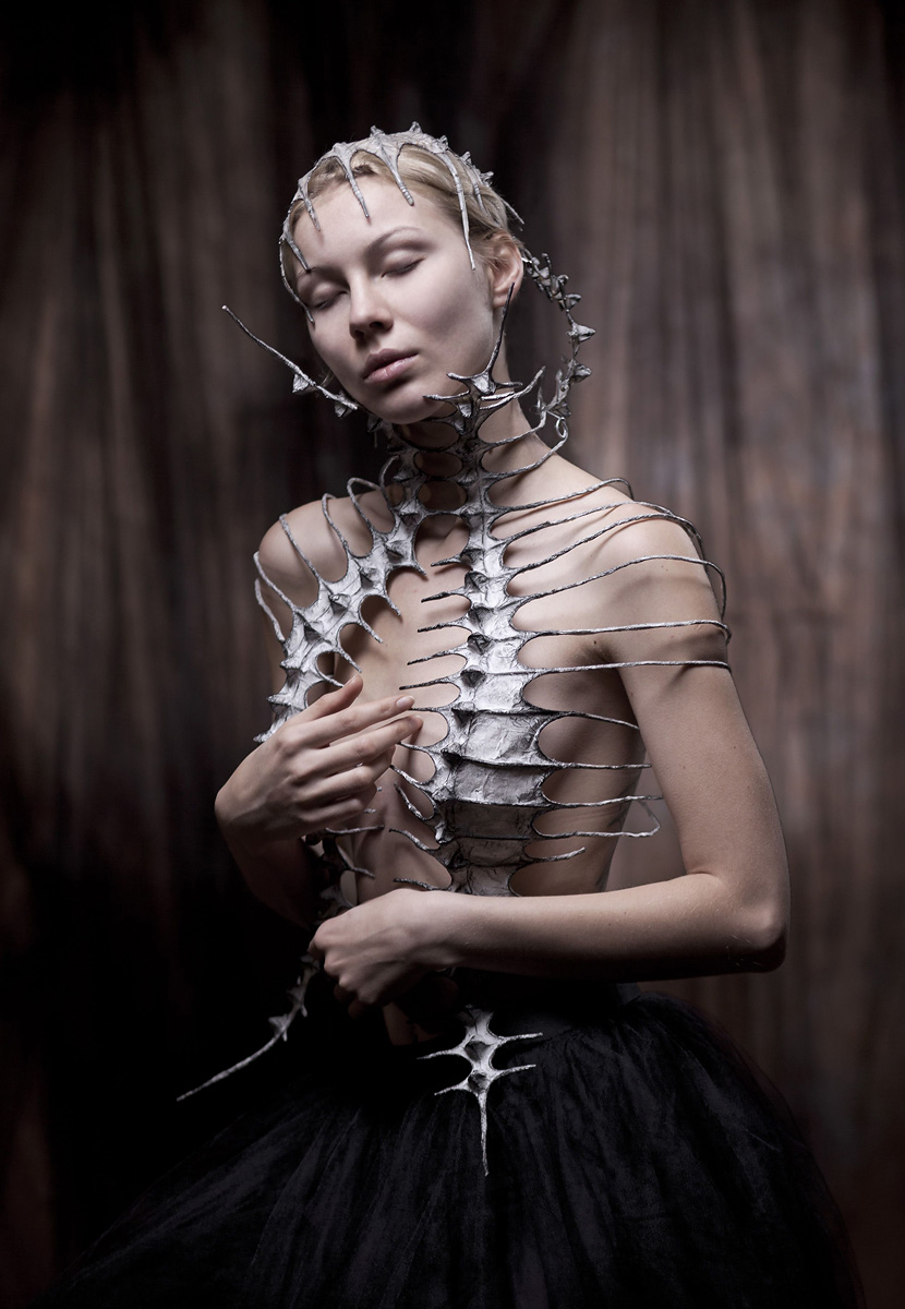 Edgy Fashion Photography