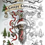 Review: Creepy Christmas – A Merry Macabre Coloring Book
