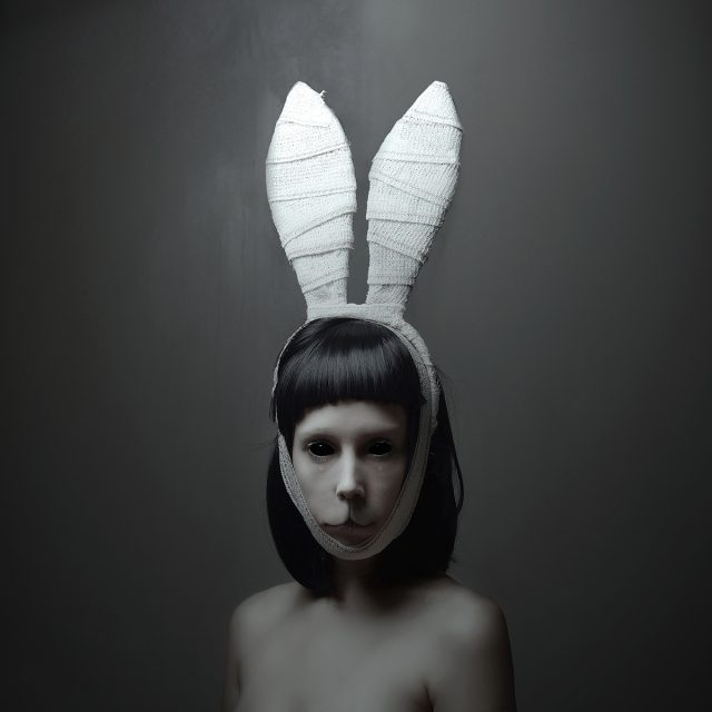 Fátima Ruiz Photography (ig fatimaruizphoto) - self-portrait - The Rabbit