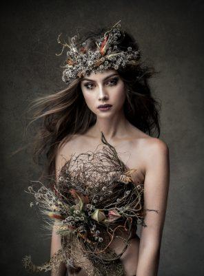 sasha rose • dark beauty