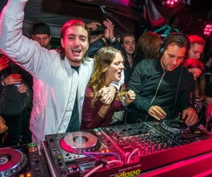 KEYFLOW LAUNCH WITH ALESSO 'STOCKHOLM'