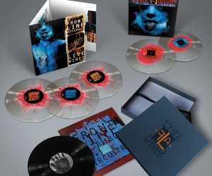 FRONT LINE ASSEMBLY. HARD WIRED 20TH ANNIVERSARY. 6LP BOXSET