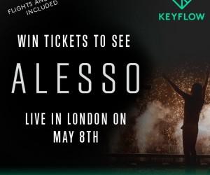CONTEST, WIN ACCESS TO ALESSO IN LONDON!