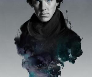 Artgerm - Benedict Cumberbatch