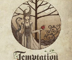 Medieval Babes Temptation Teaser for next album.