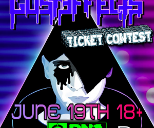 TICKET CONTEST 'GOSTEFFECTS' 6.19.15 DNA LOUNGE SF