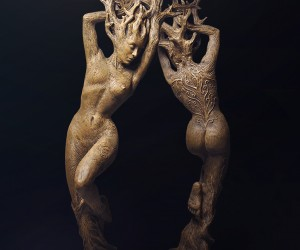 DellaMorte and Co. - Dryad Statue