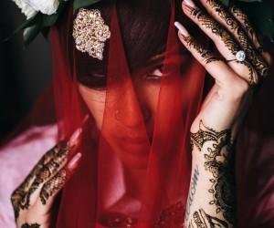 Henny Hwang (Hennygraphy) - Beneath the Veil