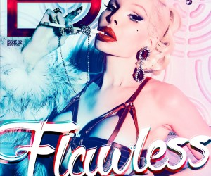 ISSUE 32: Flawless is here!