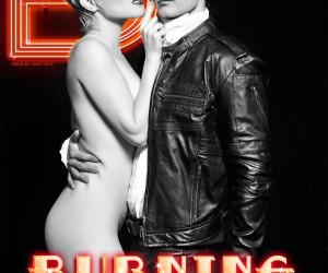 ISSUE 34: Burning is here!