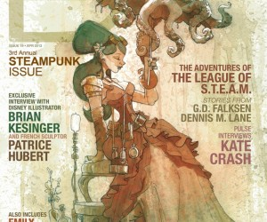 ISSUE 19 - Steampunk '13