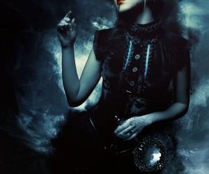 Kryseis Retouche - La Dame des Ombres