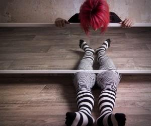 Lotta van Droom (Seelengrund Fotografie) - Paranoid Steps