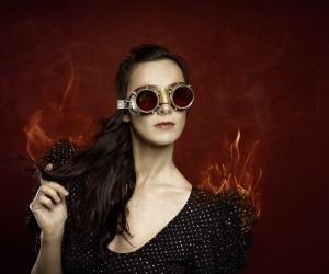 Lotta van Droom (Seelengrund Fotografie) - Firestarter